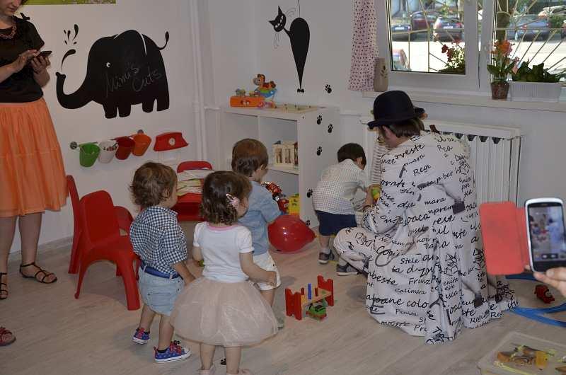 Galerie Foto Mimis Cuts Frizerie Pentru Copii Bucuresti Sector 4